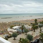 spiaggia vista hotel