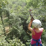 Eagle Falls Ranch Zipline Adventures Photo
