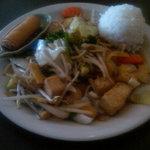 Crispy Veggie with Tofu