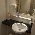 Bathroom (modern design, very clean!)