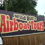 ‪Wild Bill's Airboat Tours‬