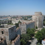 Yedikule (Castle of the Seven Towers)