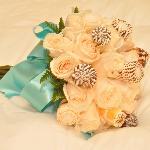 My bouquet! Very good job!