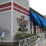 Yreka - Purple Plum restaurant
