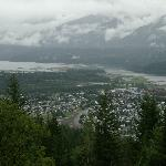 Revelstoke from above