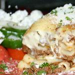The Pastichio (Greek Lasagna) Minas' Favorite