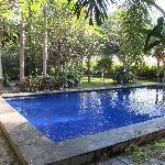 Liberty Pool Area