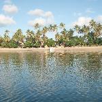 Main beach from free kayak!