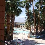 Foto de Desert Hot Springs Spa Hotel