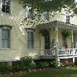 Perfect porch!