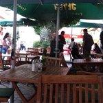 Percy's Straßencafé