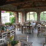 La sala ristornate
