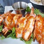 Spanish BBQ Shrimp
