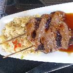 Kobe Beef Skewers