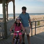 Biking at the Beach
