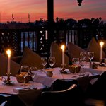 The best sunset dining in Marrakech