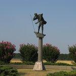 Charles Lindbergh Monument