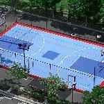 Wyndham Irvine Sports Court