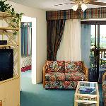 Our Hawaii hotel provides comfortable rooms with private lanai's.