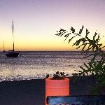 Another beautiful Aruba sunset from Barefoot!