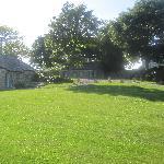 Cottage 2 (left), Cottage 1 (centre)