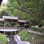 故宮博物院の庭園