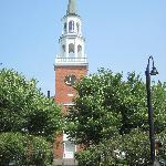 Church by Church Street Marketplace