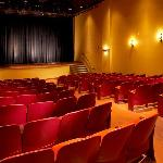 132 seat Theatre in the Events Centre