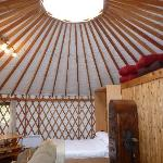 Tatoosh Yurt