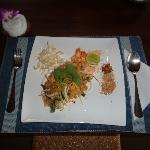 Pad Thai, one of my dishes