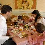 colazione a buffet per la formula hotel