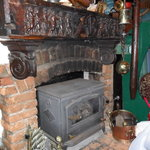 Admiral Benbow - Fireplace
