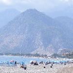 пляж конъялты
