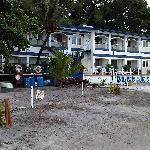 Blue rock hotel