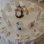 Table sittings