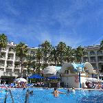 The pool at Best Cambrils