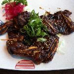 Korean Short Ribs Appetizer