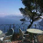 vista dall'hotel San Michele