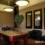 Lobby Billards Room