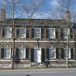 Mary Todd Lincoln House-front