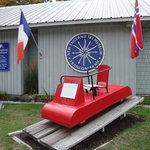 Cranmore's Skimobile at New England Ski Museum