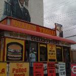 Try their Ollie Burger!!!