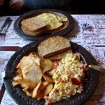 Ein Frühstück