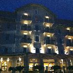 Hotel vista notturna
