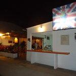 Ralphs fishand chip shop