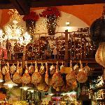 Bologna's Prosciutti