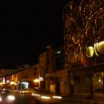 Batik by night