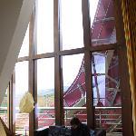 Lounge-biblioteca-cafetería