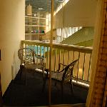 Balcony Doubletree Holland