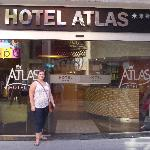 Hotel Atlas, thanks very much :)